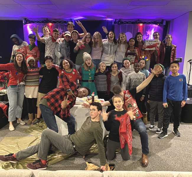 Antioch churches in quincy youth group