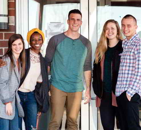 churches in quincy for young adults